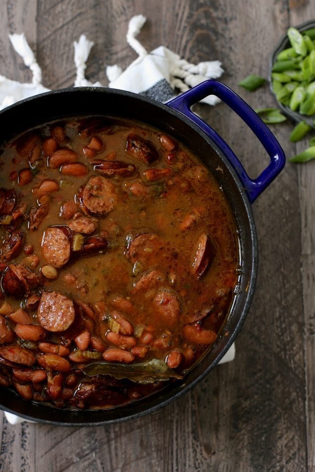 New Orleans Red Beans and Rice | Joy the Baker