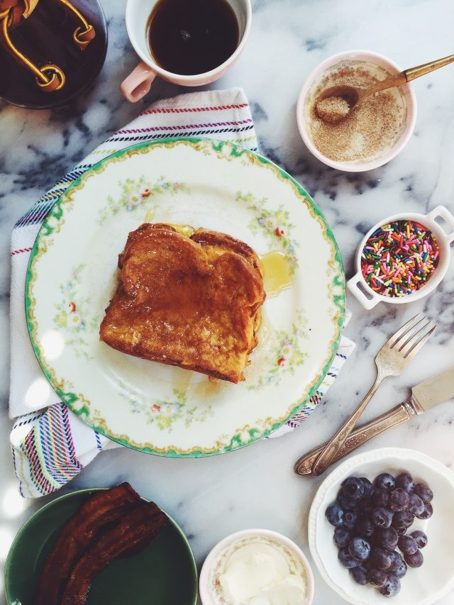 French Toast for One or Two