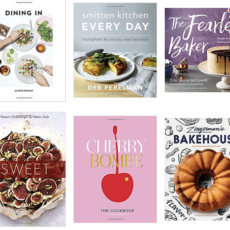 9 Great New Cookbooks for Fall 2017