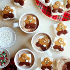 gingerbread marshmallow recipe